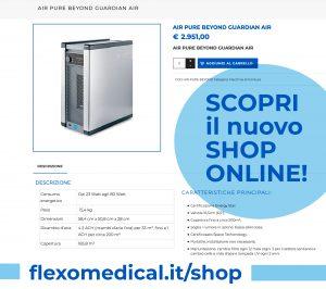 scopri il nuovo shop online di consumabili per ecografi